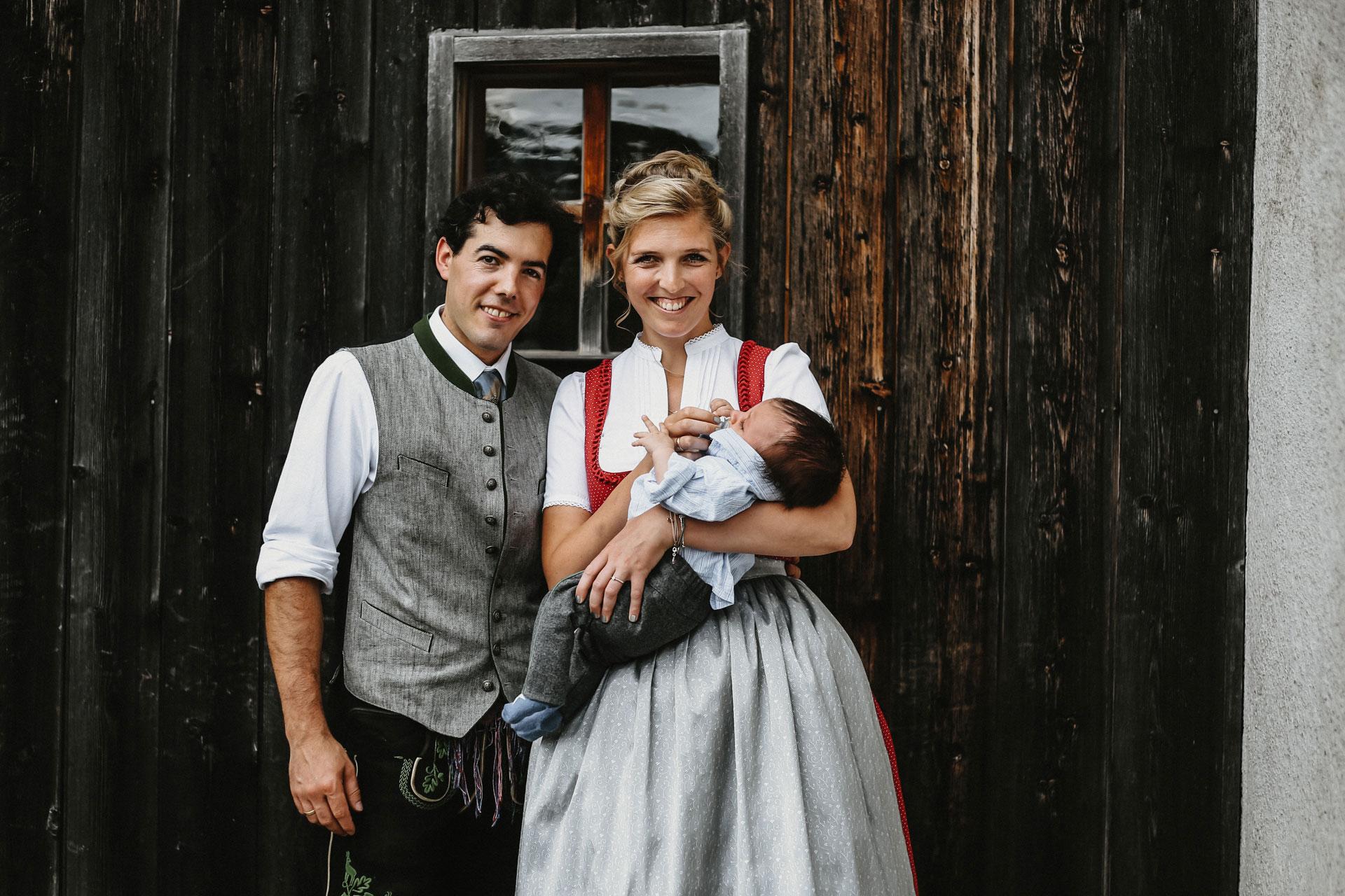 Taufe Luis Garmisch-Partenkirchen Bergherzen Hochzeitsfotografie