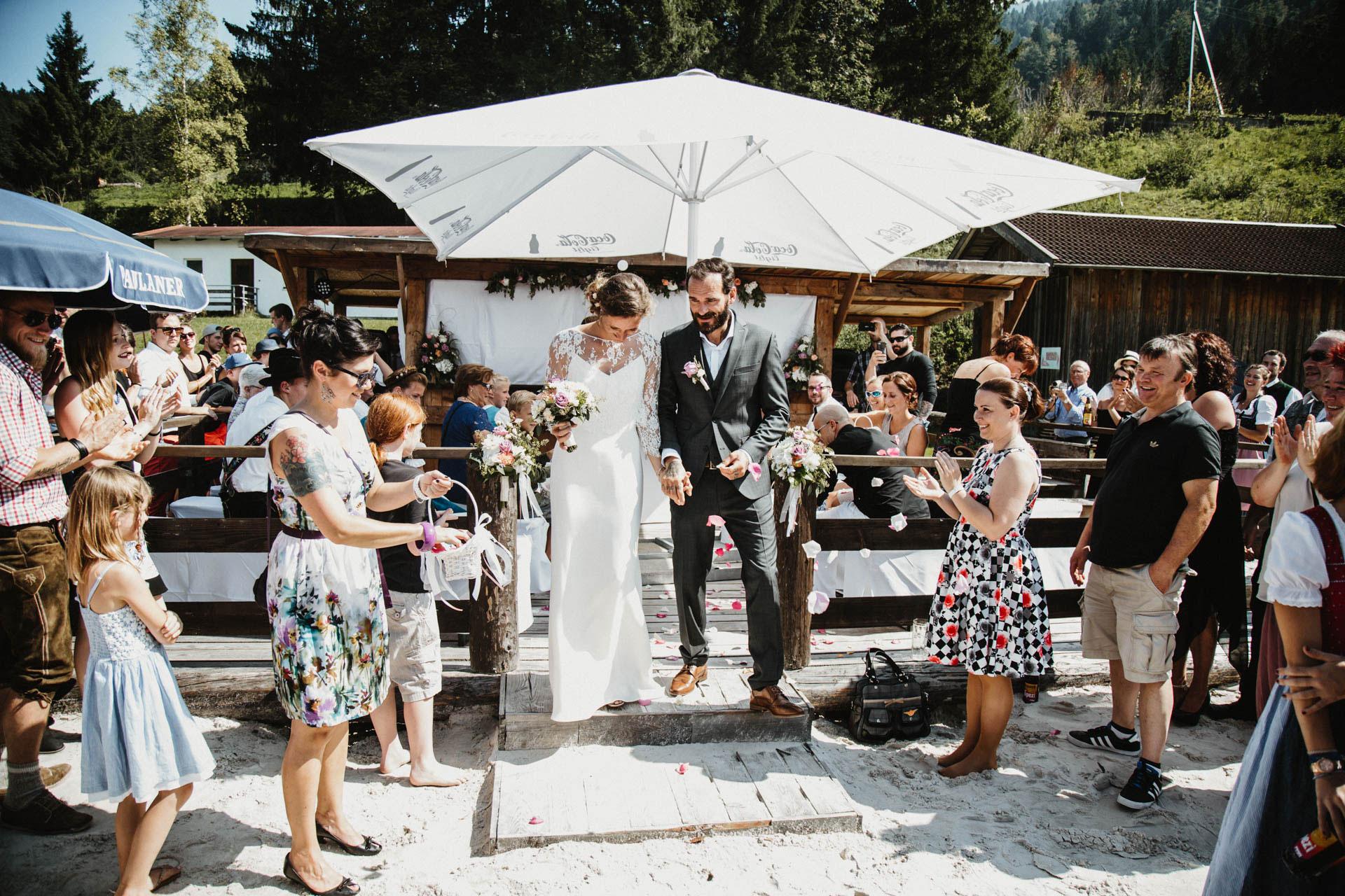 Bergherzen Hochzeitsfotografie Suppan Zugspitze Fotografie Wedding Garmisch-Partenkirchen Alpen